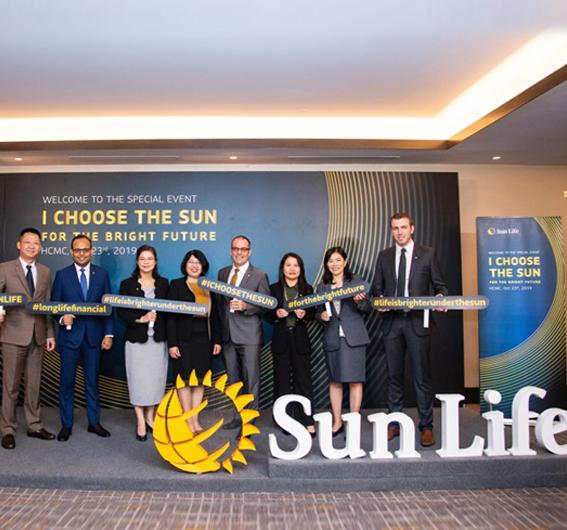 Sun Life Brand Ambassador Announcement