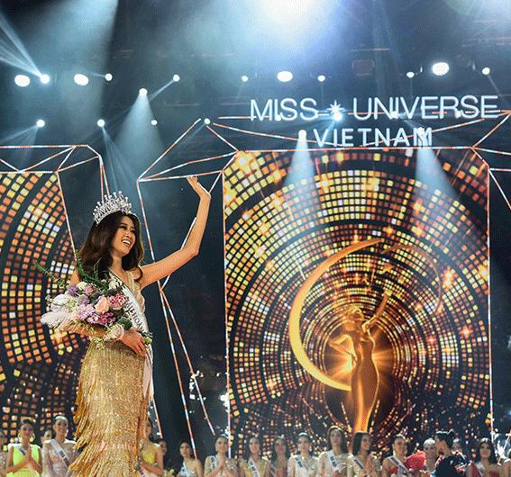 Finale of Miss Universe Vietnam